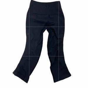 Lululemon Zone in black seamless leggings 0